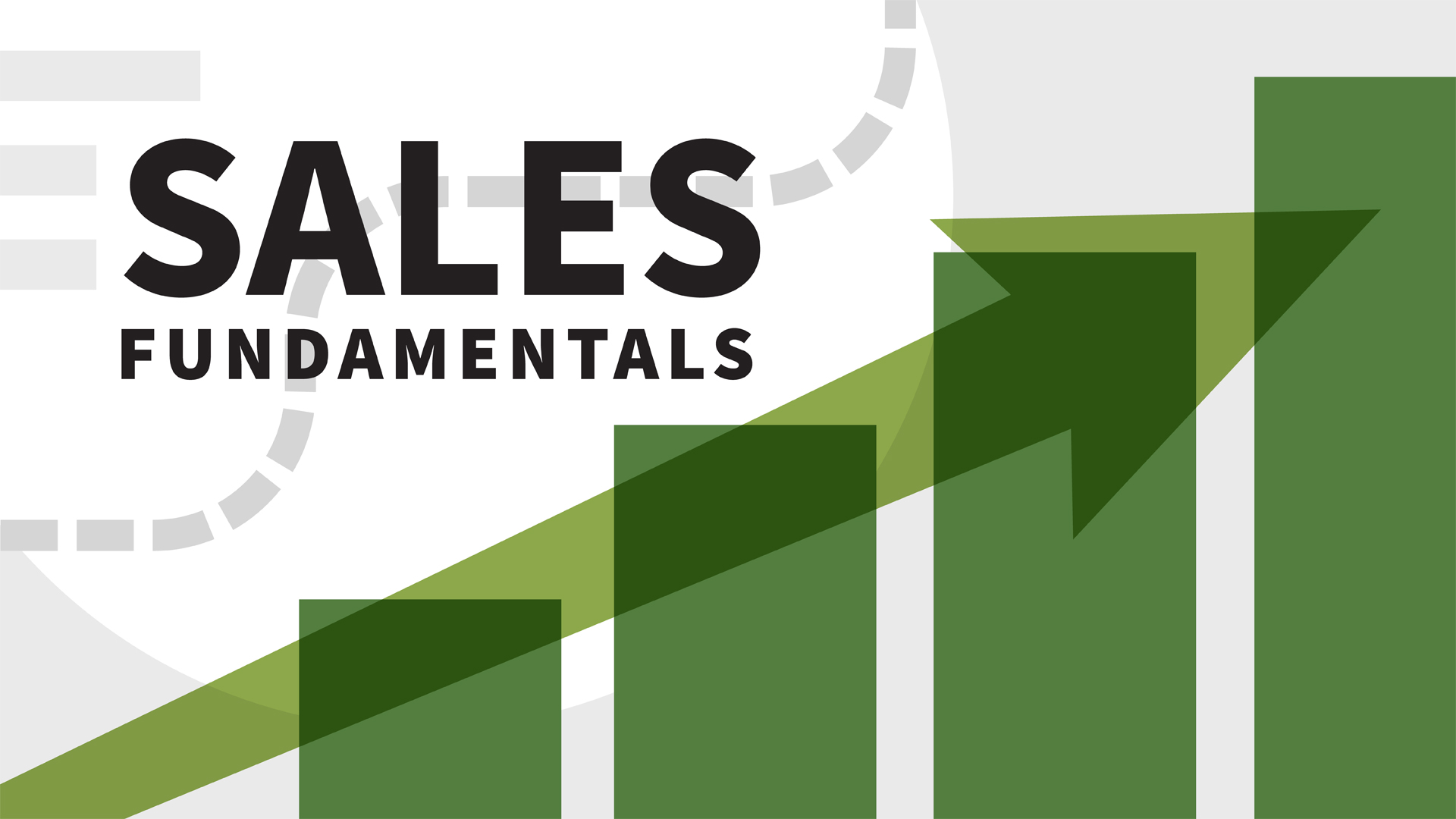 Course Image The Fundamentals of Sales
